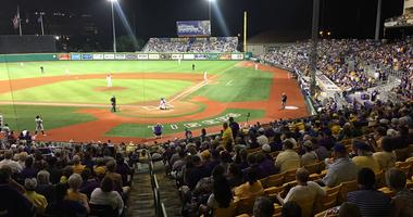Alex Box Stadium LSU Tigers baseball