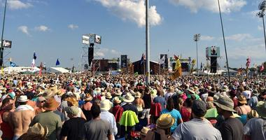 Fats, food and fun: 1st weekend of Jazz Fest kicks off