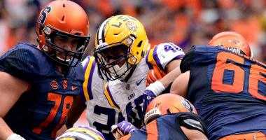 LSU vs. Syracuse