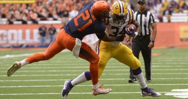 LSU vs Syracuse football