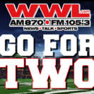 Go For Two Podcast WWL Radio Seth Dunlap