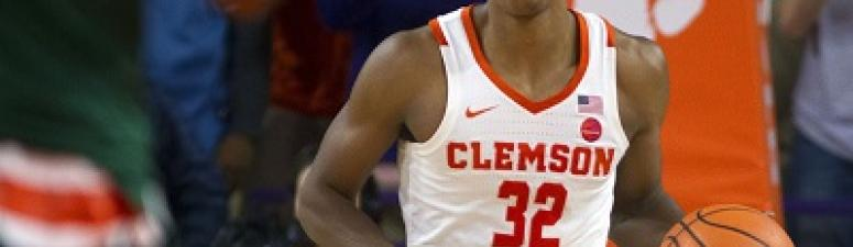 Clemson Downs Miami 72-63