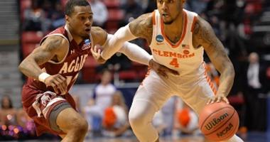 Clemson downs New Mexico State 79-68