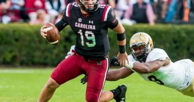 South Carolina beats Wofford 31-10