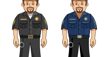 Sheriff deputies can grow beards in November