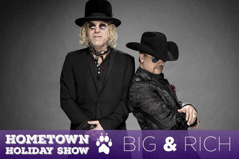 Big & Rich Hometown Holiday 2017
