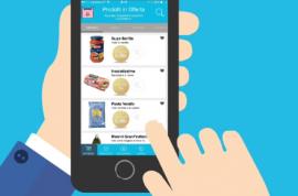 L'app con le promozioni personalizzate per la spesa