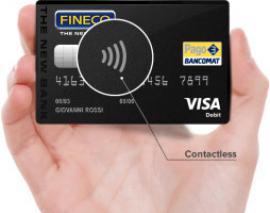 Fineco lancia la prima carta con doppio circuito di debito