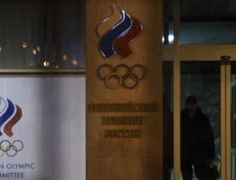 奥委会证实禁俄田径运动员参赛里约奥运