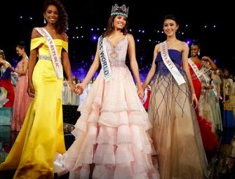 2016世界小姐由19歲波多黎各佳麗擊敗116國奪冠!