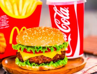 美國麥當勞終於有外送服務了~喝醉不用擔心了!