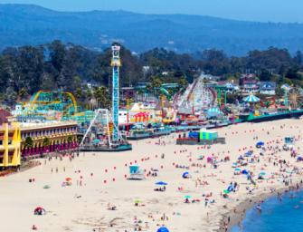 你不能錯過的完美行程!全美最美校園+海灘雲霄飛車!原來西岸跨年也這麼好玩!