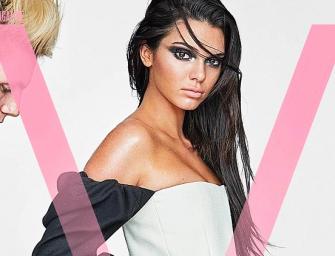 『視頻』今年的春季V雜誌出爐!Kendall領軍帶頭耍狠~時尚翻過頭~