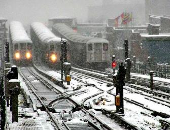 美東週末將陷入狂風暴雪當中!已傳出有一人死亡!