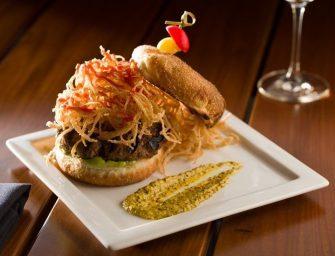 【美食速遞】喜歡吃漢堡?時報介紹酒莊最好的 5 大漢堡!