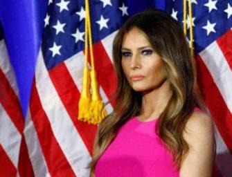 第一夫人怒了! Melania Trump控Daily Mail诽谤,索1.5亿美元