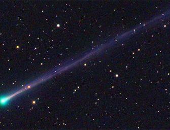 彗星,雪月亮,月蝕,今天晚上全部一網打盡