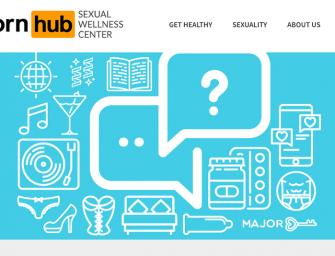 全球最大的色情網站要建立全球最大的性教育網站