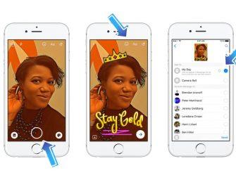 臉書又抄 Snapchat,這次輪到他們的 Messensger 了