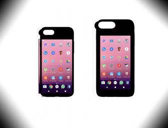 什麼 LV 手機殼已經過時了~~~這個手機套讓你 iPhone 和安卓手機合體!