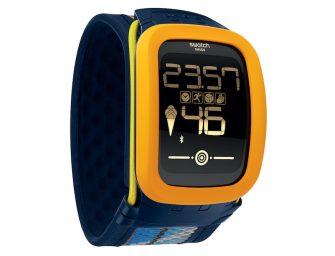 Swatch不服氣!要做自己專屬智能手錶操作系統,對抗蘋果!