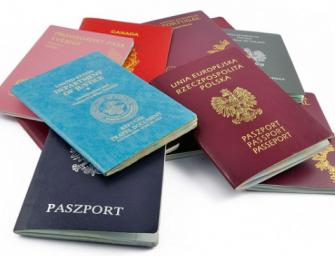 全世界護照原來只有四種顏色!背後含意原來這樣分的!