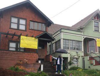奧克蘭鬧市區兩棟房子,$1 一棟,要不要!?