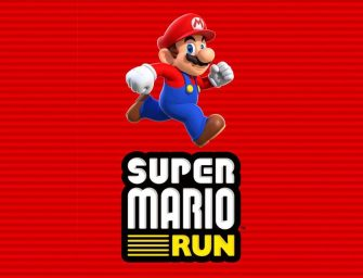 超級瑪麗快跑終於在安卓手機發佈了!快去下載啊!!!