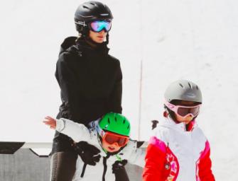 川普女兒一家結束滑雪之旅!一張照片網友吵翻天!