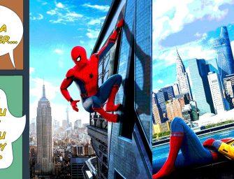 【視頻】索尼推出新版蜘蛛俠預告片,和鋼鐵俠並肩作戰
