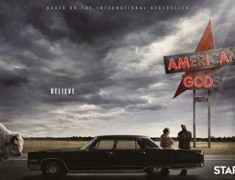 【視頻】年度最佳新劇美國眾神這周日首映,口碑超好!!!