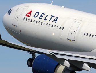 不要以為聯航穩拿今年最差航空客服的稱號——達美航空也要來摻一腳了!
