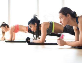 熱瑜伽是啥?早就過時了!現在流行的是熱普拉提!