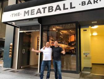 【美食速遞】新店開張,去 The Meatball Bar 嘗遍各種肉丸!