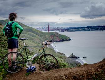 喜歡騎車出遊嗎?灣區這幾條路徑特別適合踩自行車哦