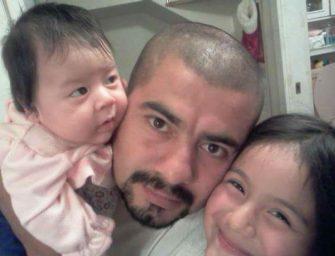 偉大的父愛!男子為救五歲的女兒, 不幸溺水遇害
