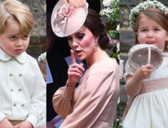 史上最可愛對話!英國小喬治王子表示:希望媽媽趕快生出弟弟妹妹陪他玩!