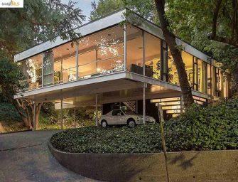 看房時間:手上有180萬美元嗎?這座位於 Berkeley Hills 的豪宅就屬於你了