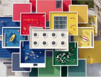 要你住在色彩繽紛的樂高積木屋,你幹嗎? 丹麥 Airbnb 推出樂高住宿——床會很硬吧