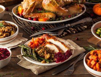 又到一年最豐盛大餐的感恩節了,懶得做飯的你今年又有哪些地方能給你驚喜呢?