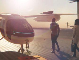 UBER 竟然要搞空中出租車——這是【第五元素】要成真了嗎?