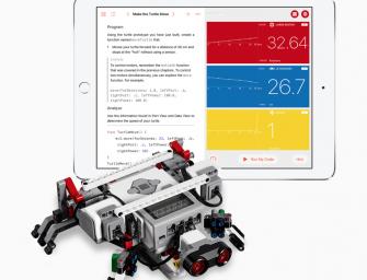 編程要從小開始——蘋果 Swift Playground 使用機器人和無人機教孩子如何編程