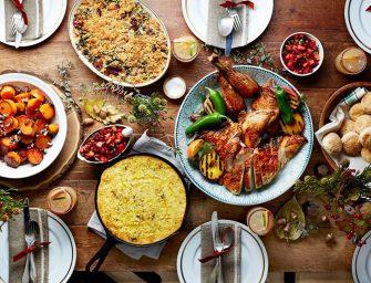 【美食速遞】這個感恩節挑一個餐廳去享用節日大餐,省力又省時!(上)