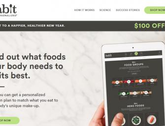 這家奧克蘭公司要用你的 DNA 信息為你量身打造專屬你的食物