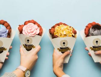 有口福了!華夫餅冰淇淋店 Cauldron 要在灣區一口氣連開五家分店