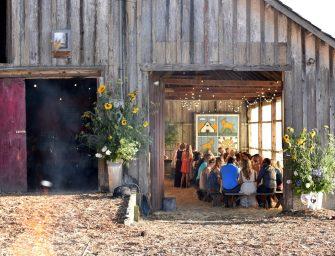 讓這七家充滿田園風光的北加農場為你獻上最新鮮最美味的農家樂晚宴!