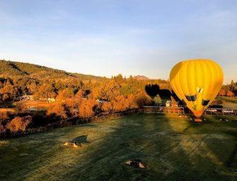 想要一個不平凡的浪漫體驗?那就來一次熱氣球大冒險吧!