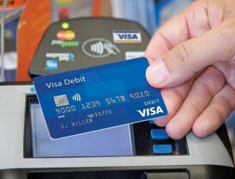 Visa 信用卡從 4 月開始將取消簽名制度,晶片刷卡安全信心滿滿