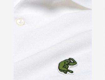 法國時尚品牌 Lacoste 把經典鱷魚 LOGO 變成 10 種最瀕危的動物