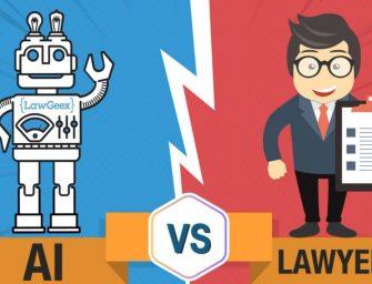 以色列人工智能太厲害,連人類律師都不是它的對手